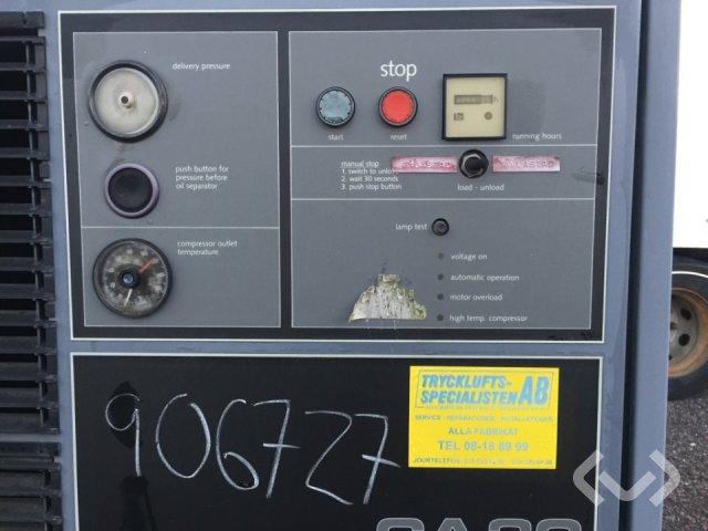 Atlas Copco GA30 kompressor - 88