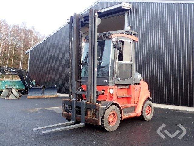 Linde H70D truck (diesel) - 08