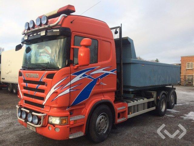 Scania R560LBHNB 6x2*4 Tippbil (JOAB Cameleont) - 08