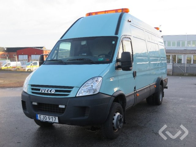 Iveco Daily 65 3.0 HPT (176hk) 4x2 Specialinredning - 09