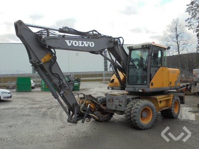 Volvo EW140 Hjulgrävare (rep.objekt) - 00