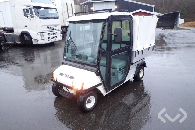 CLUB CAR CARRYALL 2 Elfordon - 12