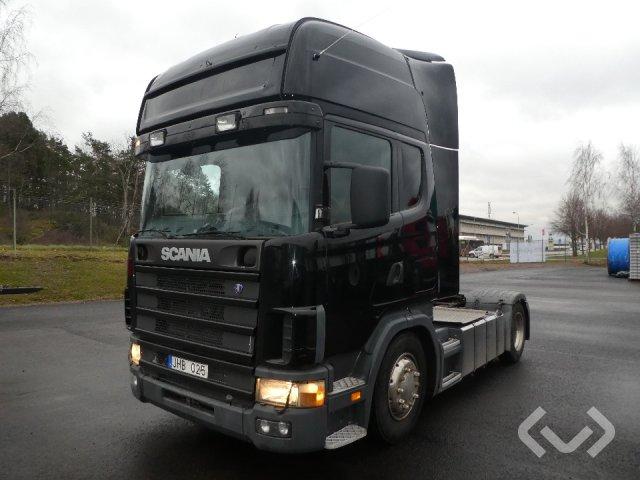 Scania R114LA EB380 4x2 Dragbil - 04