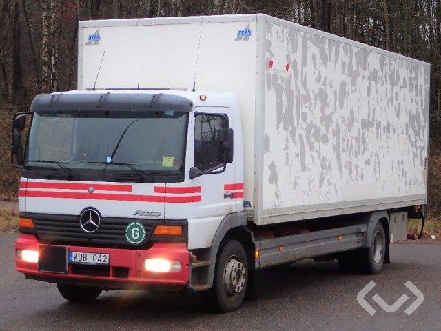 Mercedes ATEGO 1223 4x2 Skåp (bg-lyft) - 05