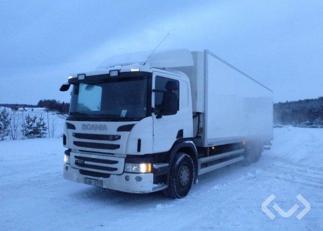 Scania P280LB MLB 6x2*4 Skåp (kylaggregat+bg-lyft) - 13