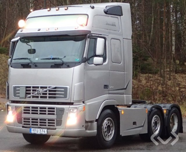 Volvo FH480 6x2 Dragbil (pusher) - 07