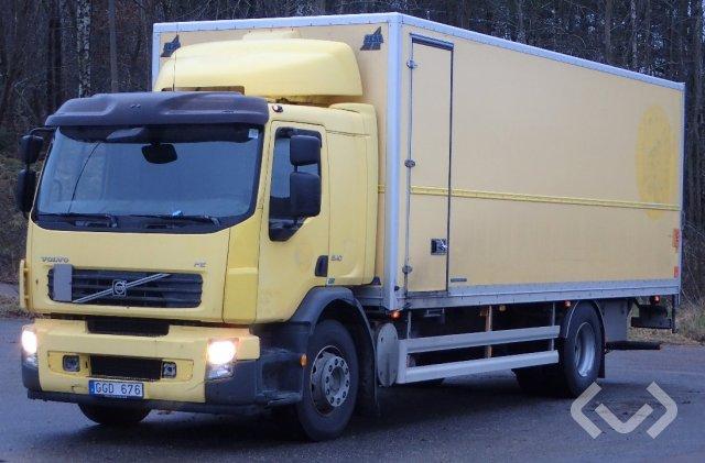 Volvo FE240 (Export only) 4x2 Skåp (bg-lyft) - 07