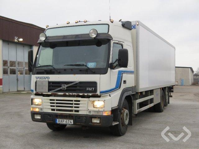 Volvo FM7 6x2 Skåp (bg-lyft) - 00