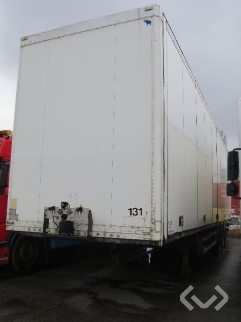 SCHMITZ SKO 24 (No Export) 3-axlar Skåp - 08