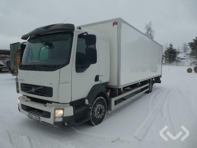 Volvo FL240 4x2 Skåp (bg-lyft) - 12