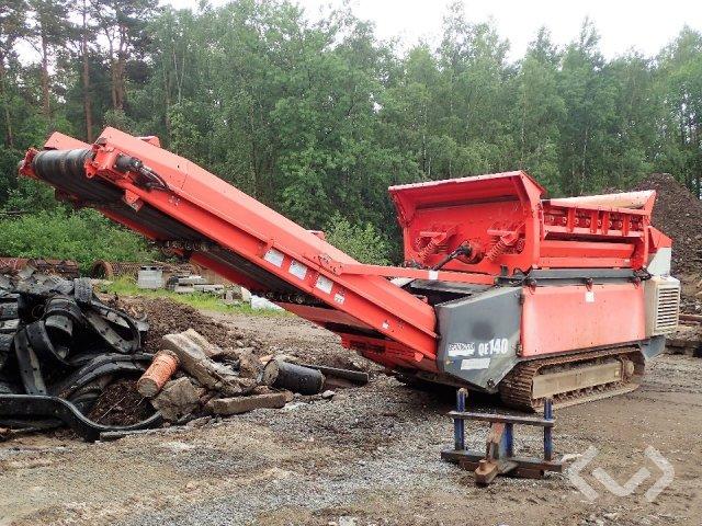 Sandvik QE140 Sorteringsverk - 14