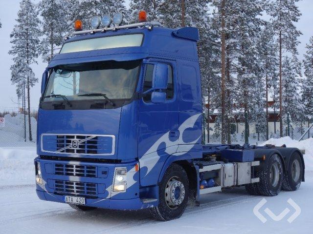 Volvo FH480 6x2 Lastväxlare - 06