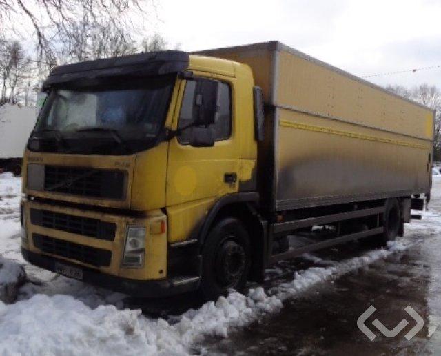 Volvo FM9 (Rep. objekt) (Export only) 4x2 Skåp (bg-lyft) - 05