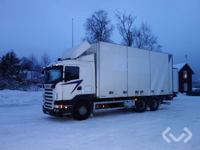 Scania R500LBHNB 6x4 Skåp (öppningsbar sida) - 07