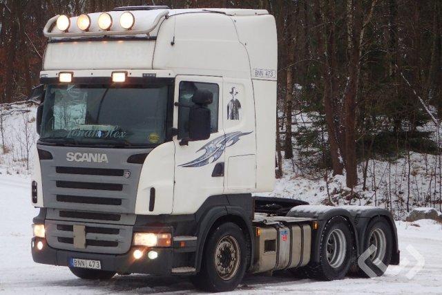 Scania R480LA MNA 6x2 Dragbil - 09