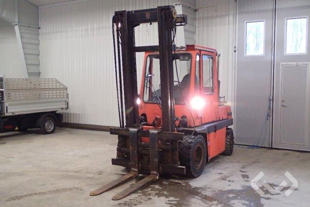 Kalmar 5,5-600 truck (diesel) - 77