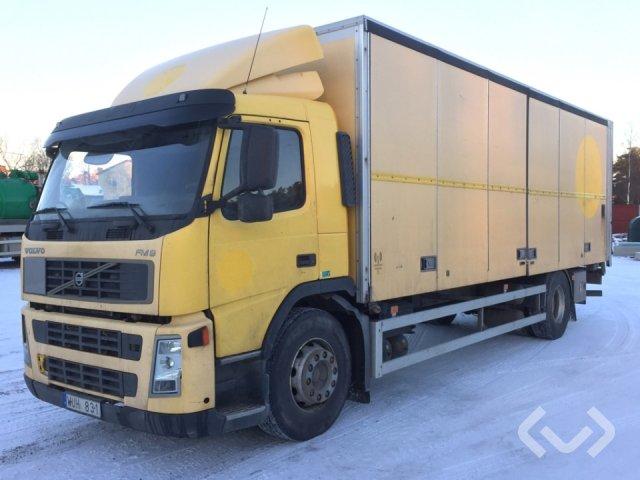 Volvo FM9 (Export only) (Rep. objekt) 4x2 Skåp (bg-lyft) - 05
