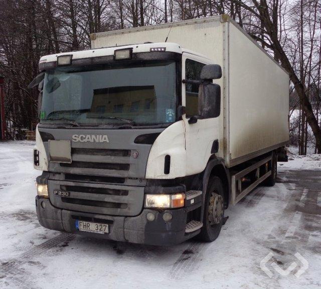 Scania P230LBMNB 4x2 Skåp (bg-lyft) - 08
