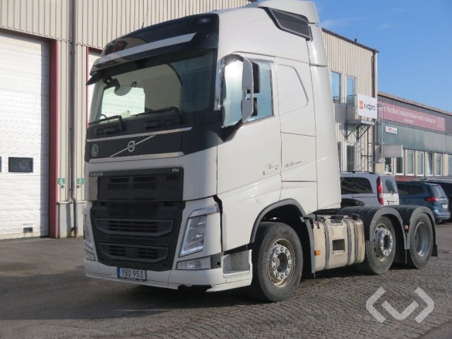 Volvo FH 460 6x2*4 Dragbil (pusher) - 16