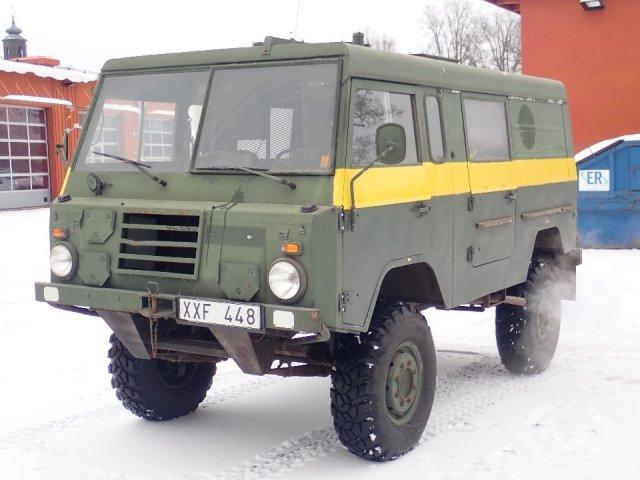 Volvo C303 1V 4x4 Skåp - 75