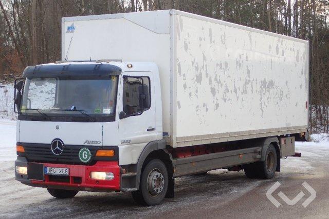 Mercedes ATEGO 1223 4x2 Skåp (bg-lyft) - 04