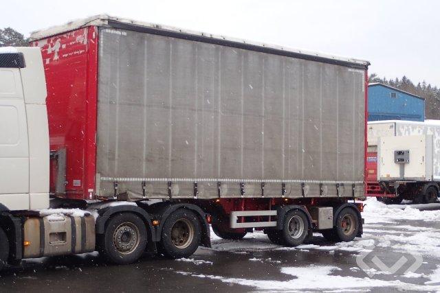 AMT TRAILER L236 2-axlar Påhängsvagn - 12