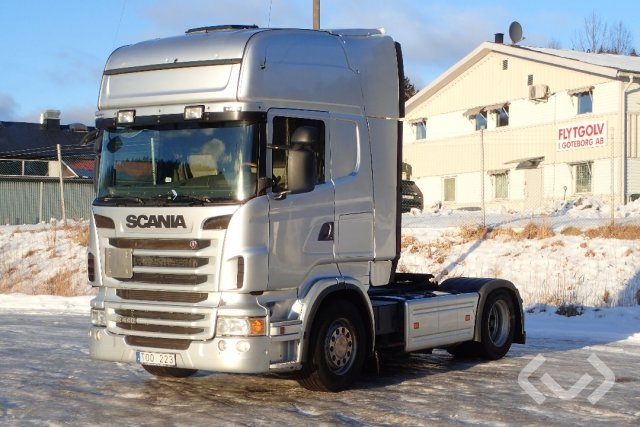 Scania R440LA MLA 4x2 Dragbil - 10
