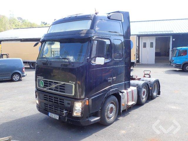 Volvo FH480 (Rep. objekt) 6x2 Dragbil (pusher) - 07