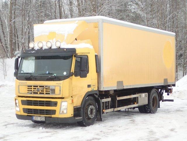 Volvo FM380 (Export only) 4x2 Växelflak (bg-lyft) - 07