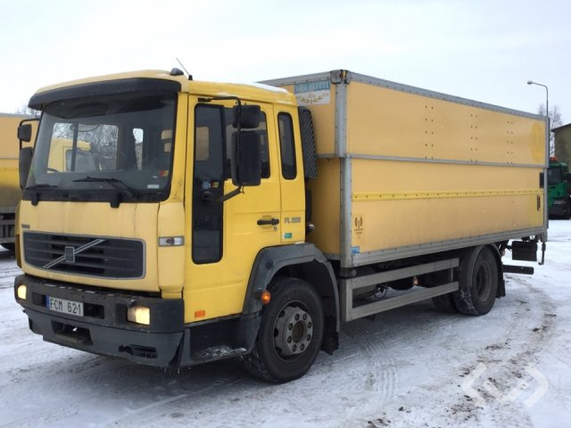 Volvo FL6 H (Export only) 4x2 Skåp (bg-lyft) - 06