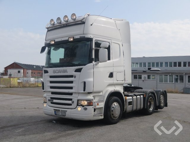 Scania R500LA MNA 6x2 Dragbil - 07