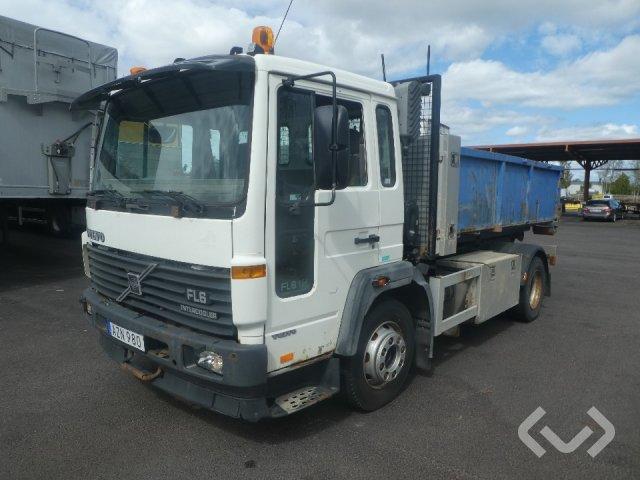 Volvo FL612 4x2 Lastväxlare (flak) - 98