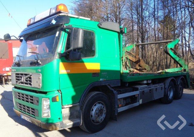 Volvo FM440 6x2 Liftdumper - 09