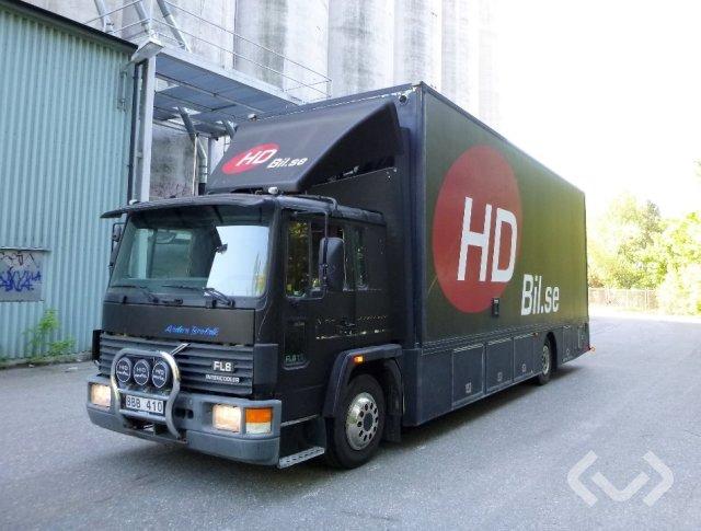 Volvo FL612 4x2 Buss med bostadsdel - 96