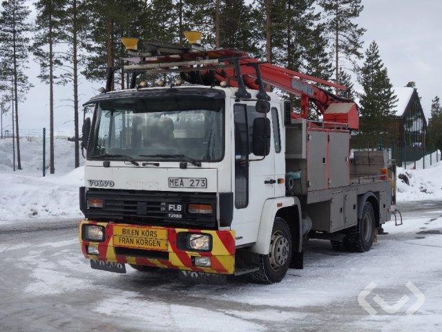 Volvo FL612 4x2 Skylift - 86
