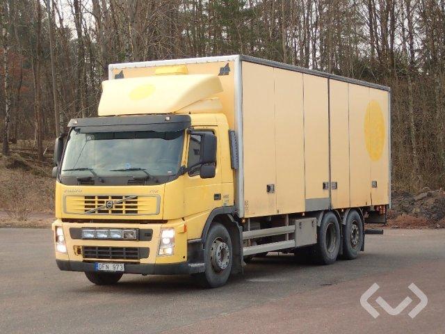 Volvo FM360 (Export only) 6x2 Skåp (öppningsbar sida+bg-lyft) - 07