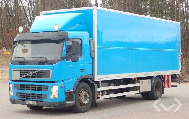 Volvo FM340 (Export only) 4x2 Skåp (bg-lyft) - 07
