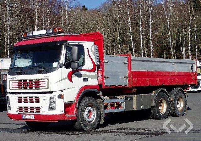 Volvo FM12 6x2 Tippbil (sidtipp) - 04