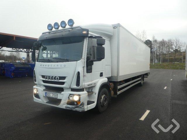 Iveco EUROCARGO ML 160 E 4x2 Skåp (bg-lyft) - 11