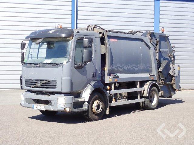 Volvo FL280 (Euro 5) 4x2 Sopbil (baklastare) - 09