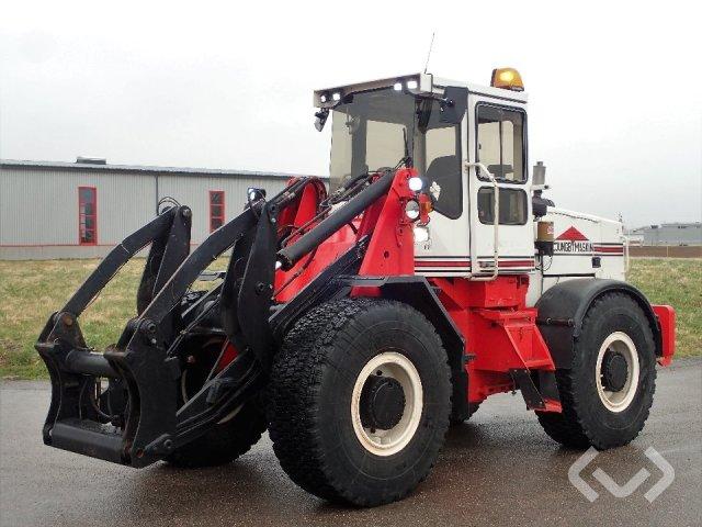 Ljungby 1322 Hjullastare - 95