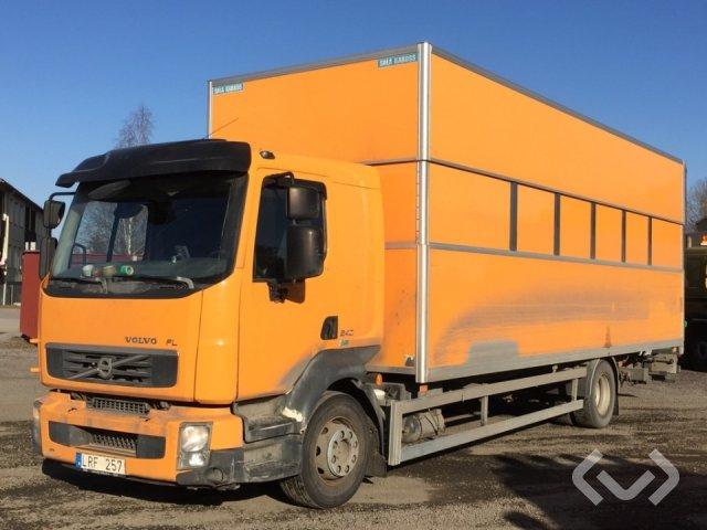 Volvo FL240 4x2 Skåp (bg-lyft) - 11
