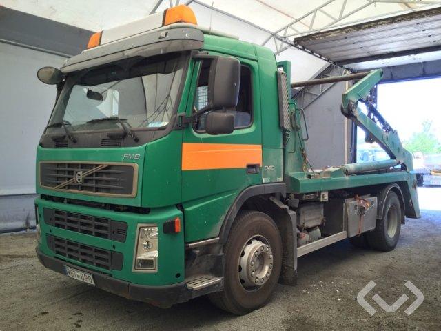 Volvo FM9 4x2 Liftdumper - 04