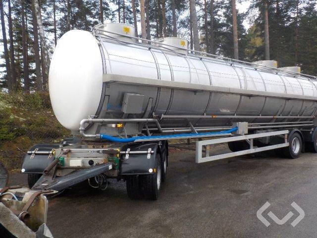 VM TARM-A/S 4-axlar Tank - Mjölk - 00