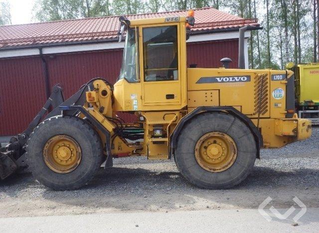 Volvo L70D Hjullastare - 00
