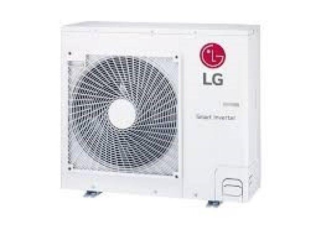 LG HM091M.U42 monoblock luftvattenvärmepump 9kW (ny)
