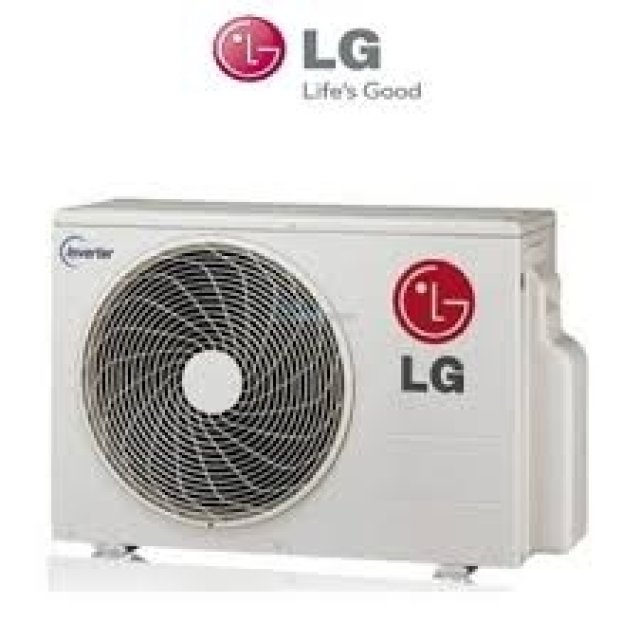 LG Libero Plus 9 luftvärmepump 6 st (ny)