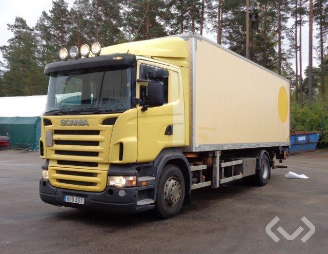 Scania R380LB HNB (Export only) 4x2 Växelflak (bg-lyft) - 07