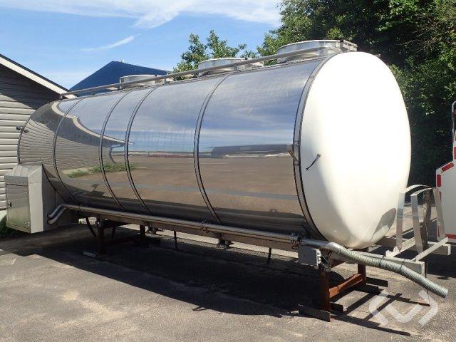 VM Tarm C20 Mjölktank 14000 L - 03