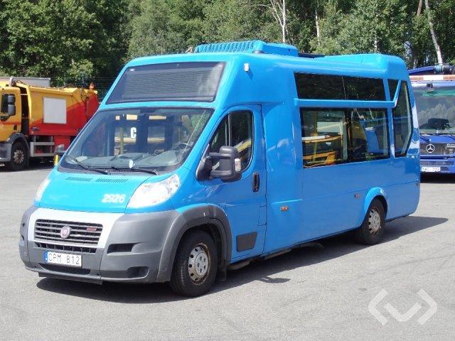 Coman MULTIRIDER 2-axlar Färdtjänstbuss - 11